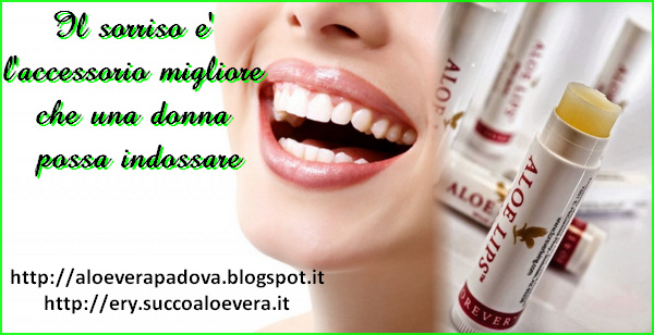 Aloe lips, piccola farmacia ambulante