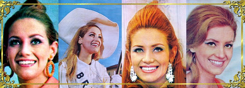 ############## 50 ANOS DA ELEIÇÃO DA MISS BRASIL UNIVERSO 1967 #################