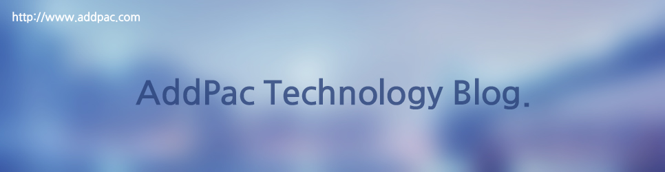 AddPac Technology's Official Blog.