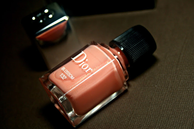 Dior Vernis #132 Blossom Triannon Collection Spring 2014 Review