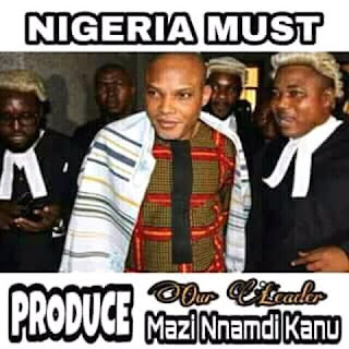Fwd: IPOB issues sit at home order over Anambra poll