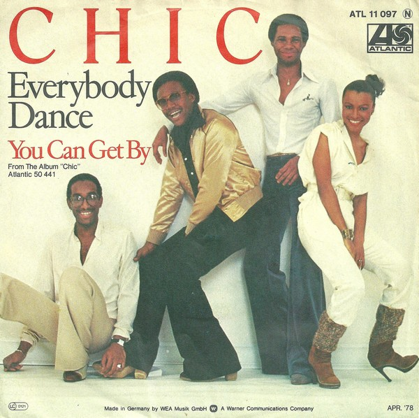 Chic - Everybody Dance - copertina traduzione testo video download