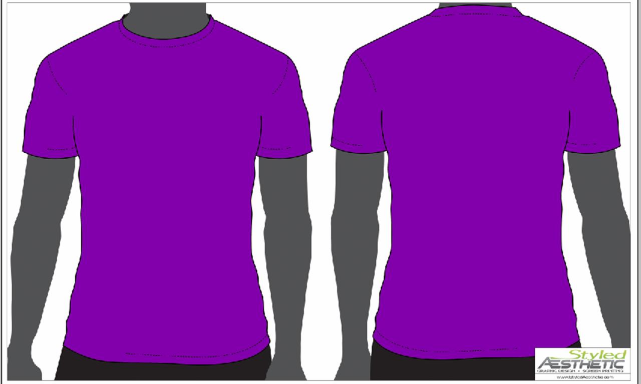 photoshop t shirt template
