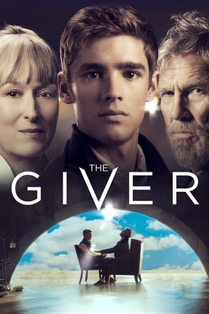 Poster The Giver 2014