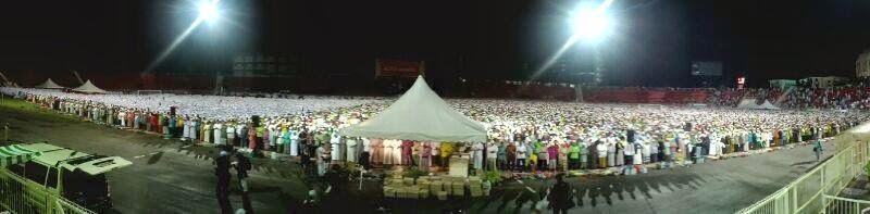 PARTI ISLAM SEMALAYSIA ( PAS ) CAWANGAN TAMAN SRI RAYA CHERAS
