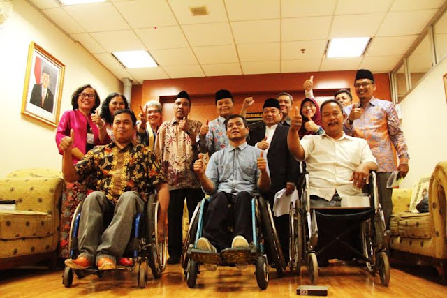 PKS Siap Perjuangkan Hak Bagi Penyandang Disabilitas