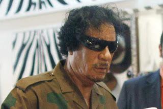 Muerte de Moammar Jaddafi