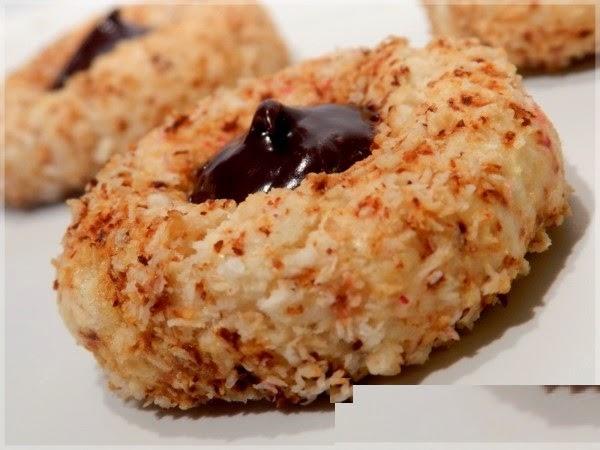 Recette du mini gâteau au noix de coco et au chocolat