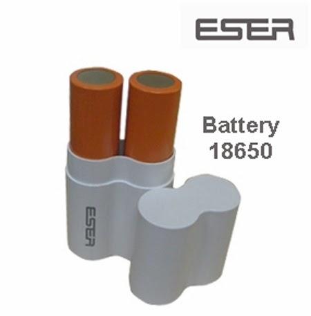 Battery 18650 ESER 6200