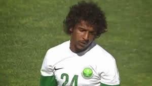 Jogador saudita perde o gol mais feito do ano