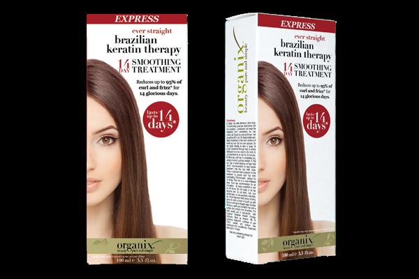 Organix Brazilian Keratin Treatment