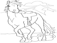 Gambar Kuda Tunggangan