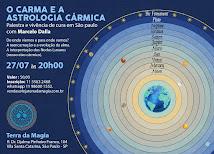 PALESTRA SOBRE ASTROLOGIA CÁRMICA