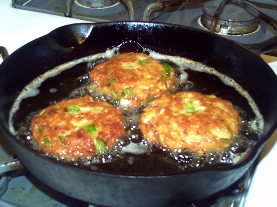 Chesapeake Bay Catfish Cakes