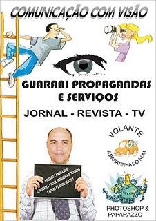 GUARANI PUBLICIDADES PRESENTE