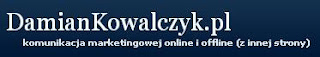 Damian Kowalczyk blog