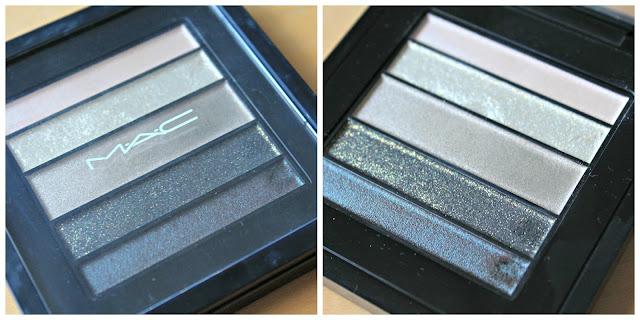 MAC Greenluxe Pearlfusion Eyeshadow Palette