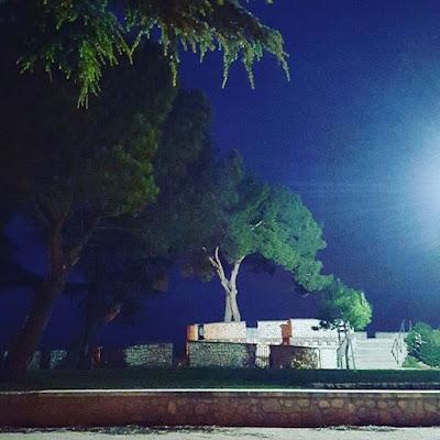Pensée positive moment parfait tout va bien Provence Nuit