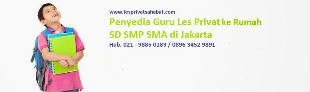Les Privat Jakarta Selatan I 0812.8294.4080