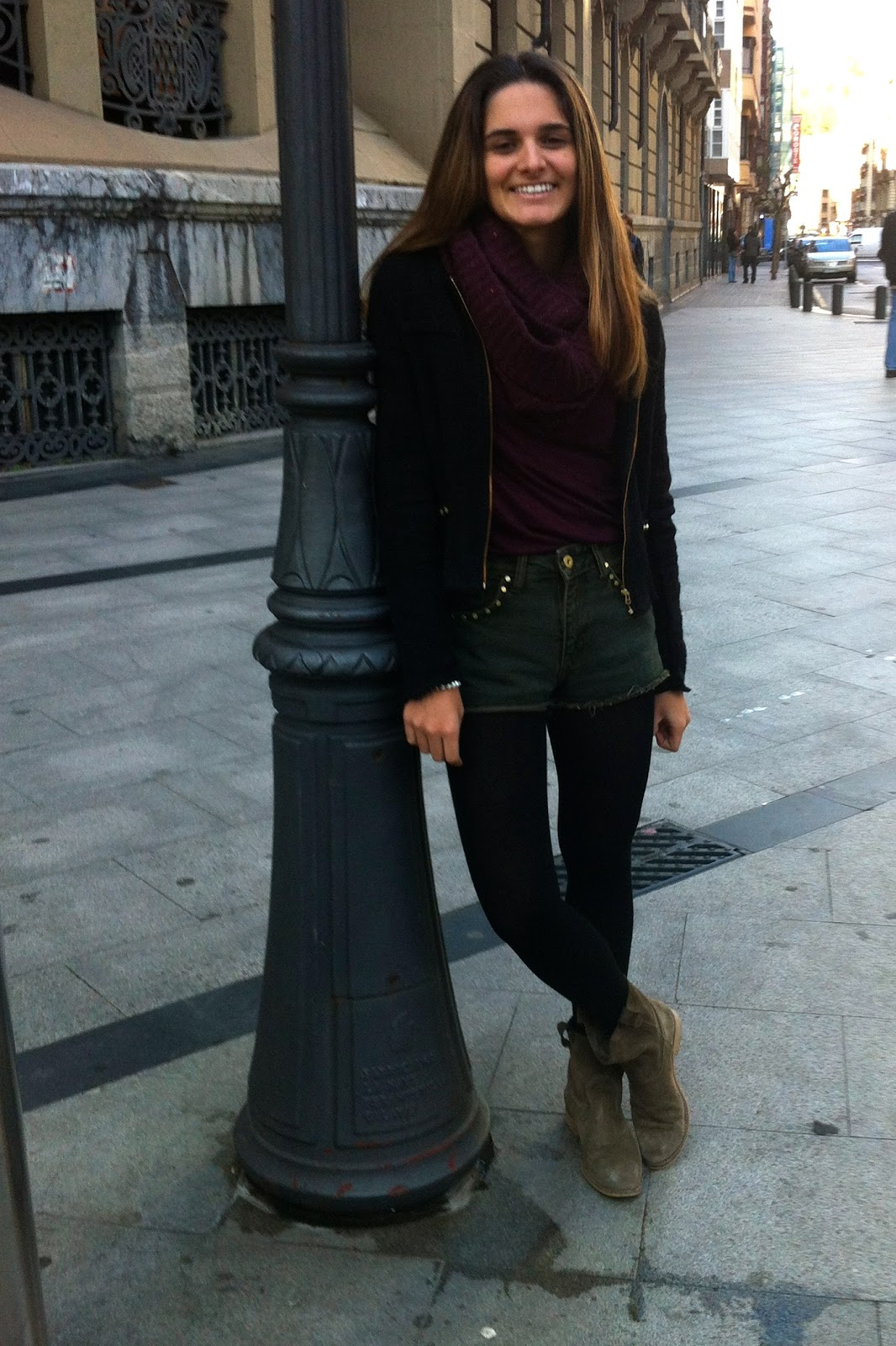 Street style la gente guapa de bilbao mariana for Styling bilbao