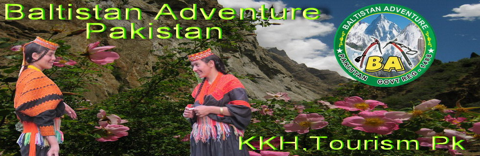 B A,KKH Tourism Pakistan