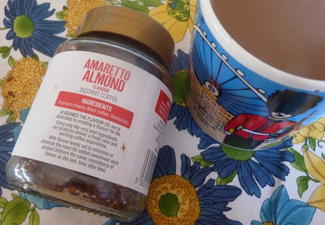 Beanies Amaretto Almond Flavour Insant Cofffee