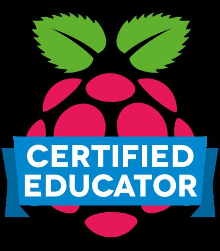 Raspberry Pi Certified Educator