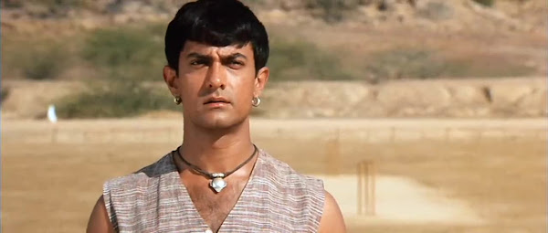 Screen Shot Of Hindi Movie Lagaan (2001) Download And Watch Online Free at worldfree4u.com