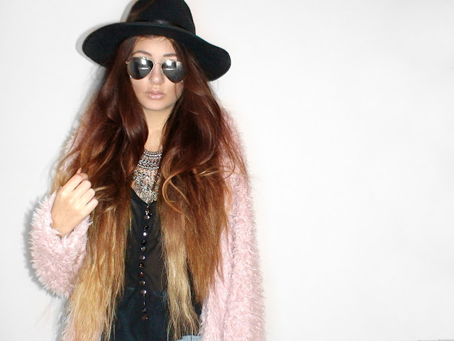 ombre hair tumblr