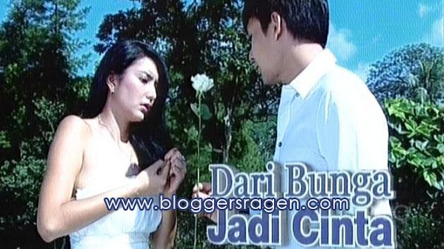 Pemain Dari Bunga Jadi Cinta FTV SCTV