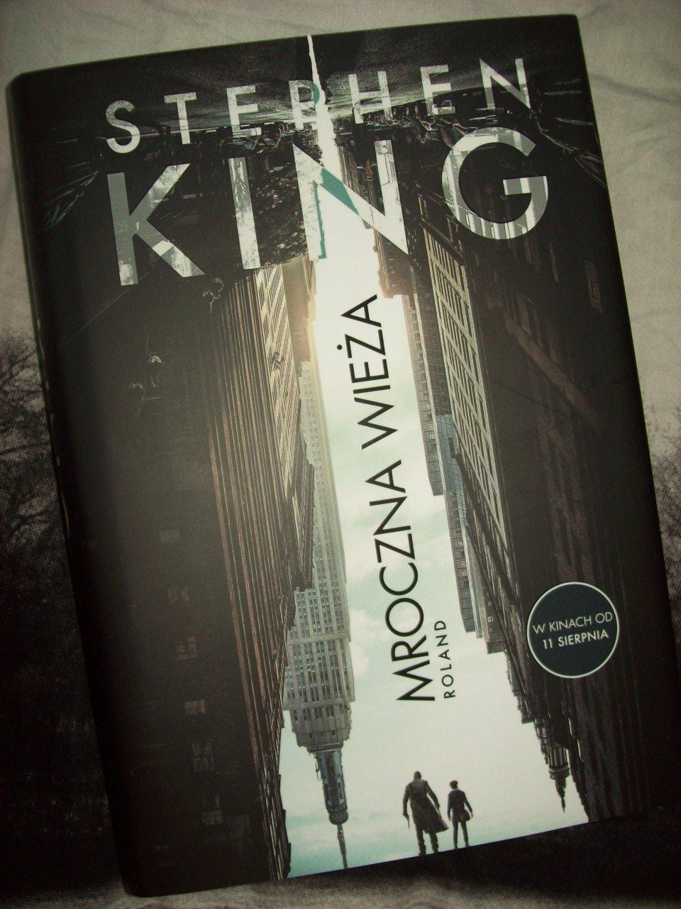 Wkrótce moja pierwsza przygoda z Kingiem