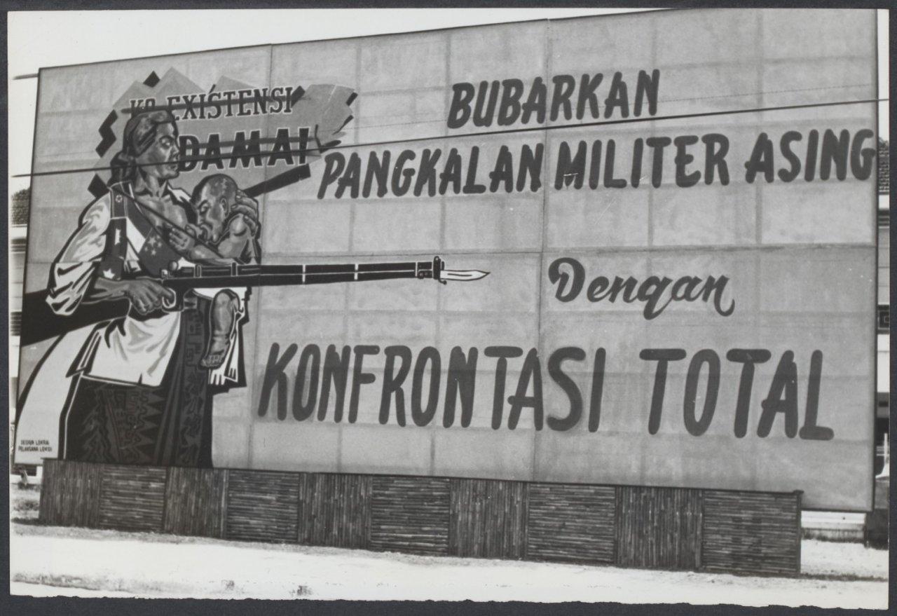 Indonesia zaman doeloe mural mural bernuansa kiri di for Mural indonesia