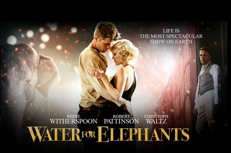 sparklyprettybriiiight water for elephants is a movie that surprised me completely i had expected a love story set in a depression era circus travelling across the united states