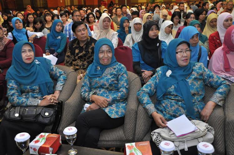 Parenting bersama Persatuan Rumah Bersalin Pekanbaru