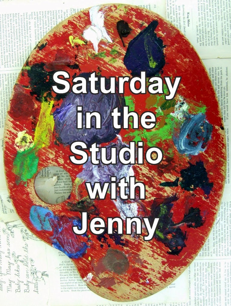 Saturday in the Studio with Jenny