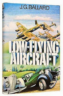 How did Comsat Angels get their name - J.G. Ballard - Low Flying Aircraft