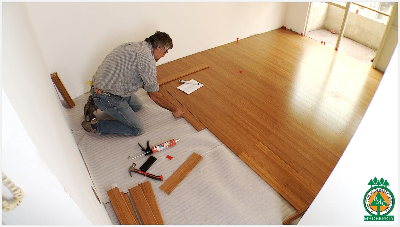 Productos maderables de cuale pasos para instalar pisos - Como hacer un piso de hormigon lustrado ...