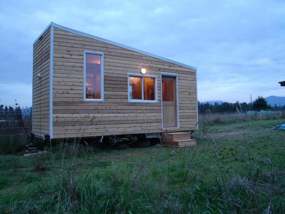 my tiny house. Here Are A Few Pictures Of The House And Some Posts Where You Can Find Out More About It: My Tiny