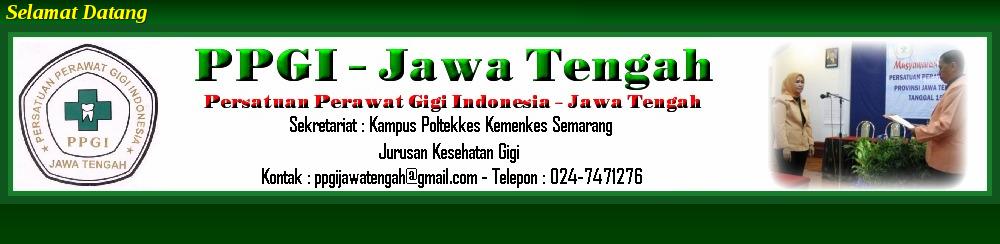 PPGI Jawa Tengah