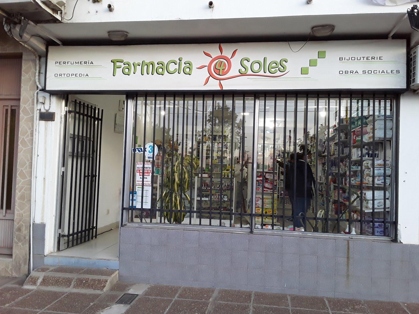 FARMACIA 4 SOLES I y II
