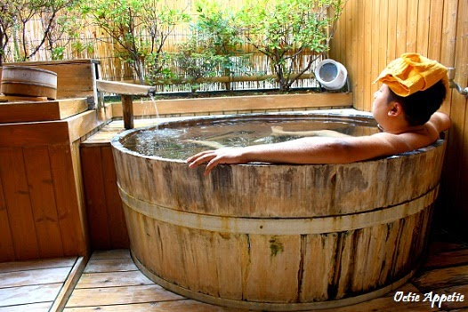 Private Hot Spring Bath