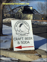 Big Beaver Brewing Company sign