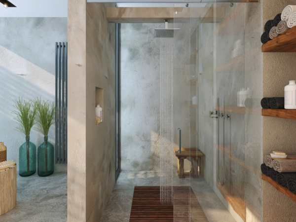 5 Luxury Bathrooms In High Detail