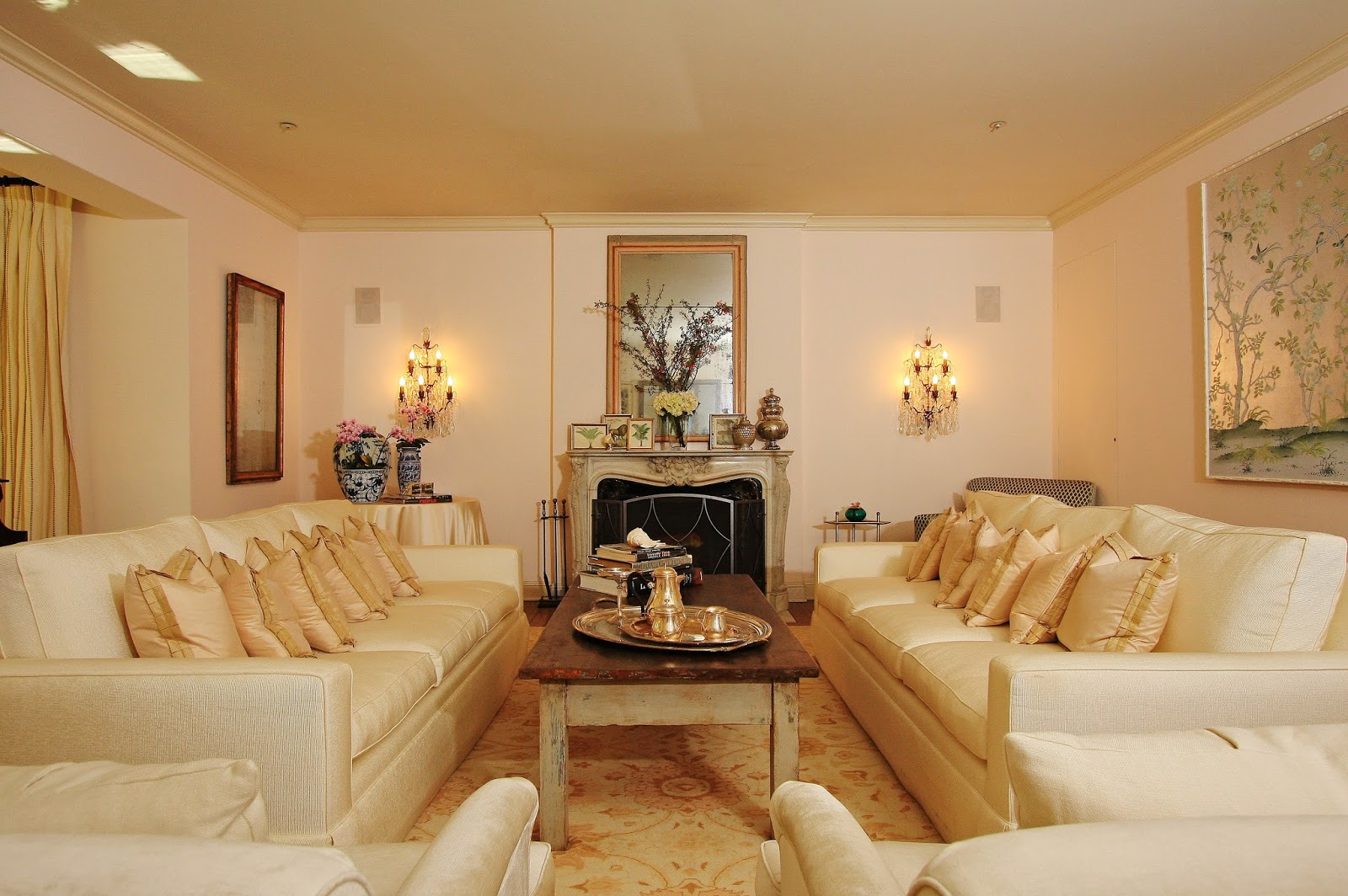 Paint Ideas for Formal Living Room
