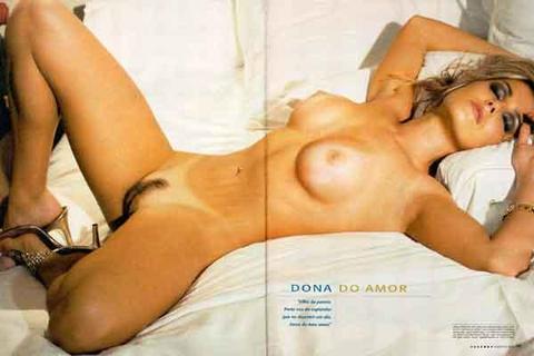Debora Nascimento Desnuda