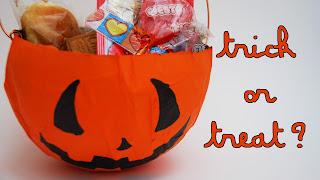 caldero de halloween