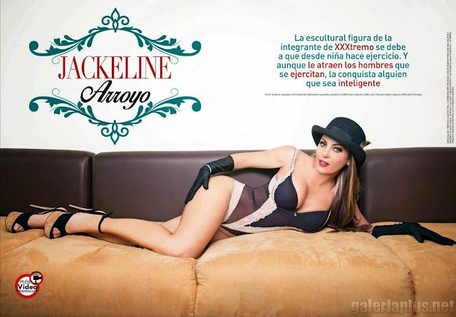 FOTOS: Jackeline Arroyo SuperClick TvyNovelas