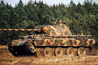 Panther Tank