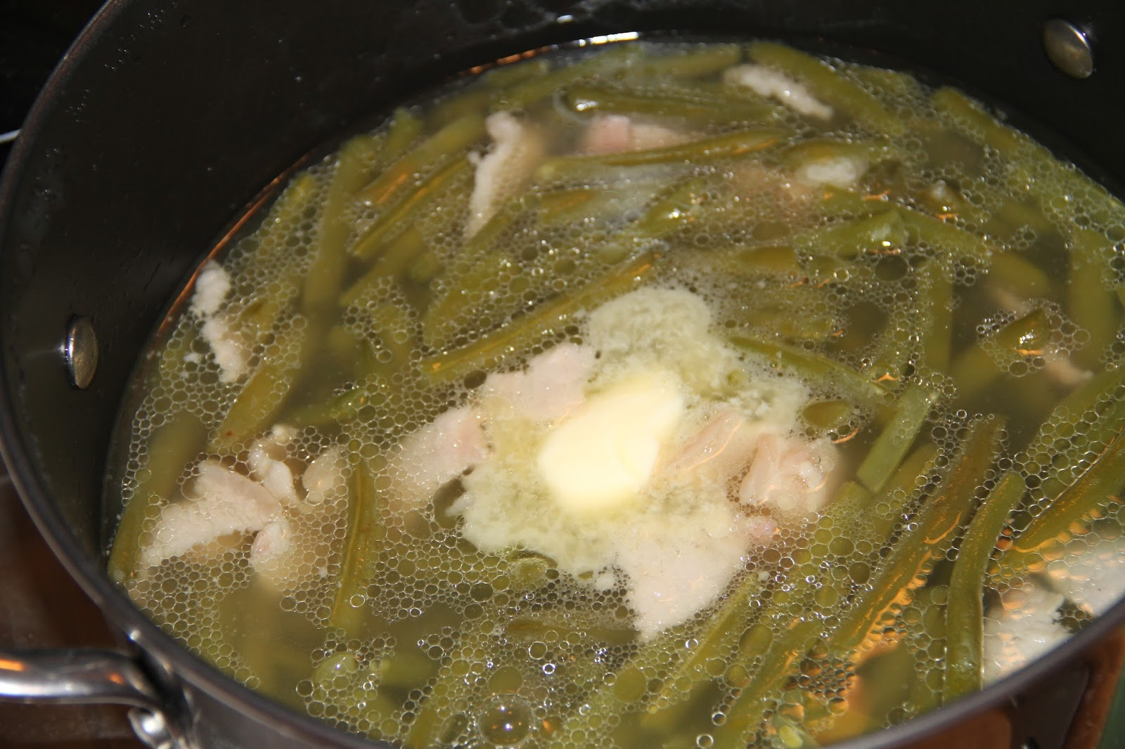 ... Do try them this summer when green beans are fresh and at their peak