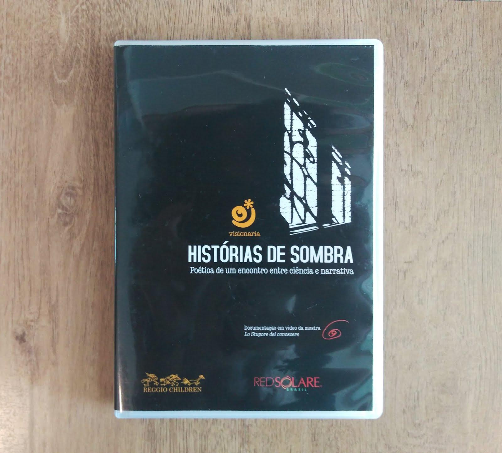 DVD Histórias de Sombra